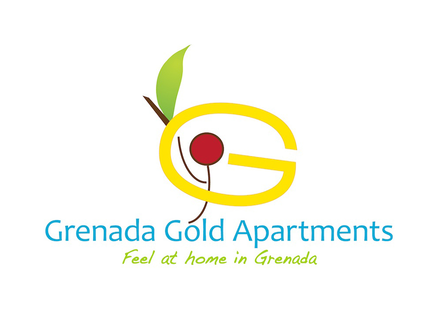 Logo, Grenada Gold Apartments