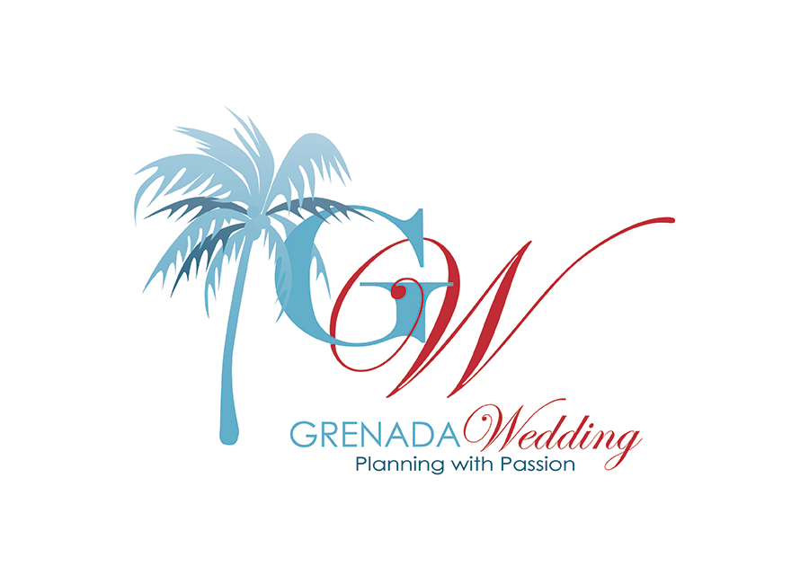 Logo for Grenada wedding planner
