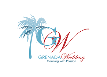 Grenada Wedding Logo Design