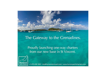 Sailing Grenadines Advert