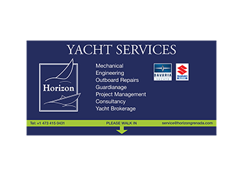 Signage for yacht services